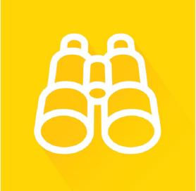 Binocculars Icon